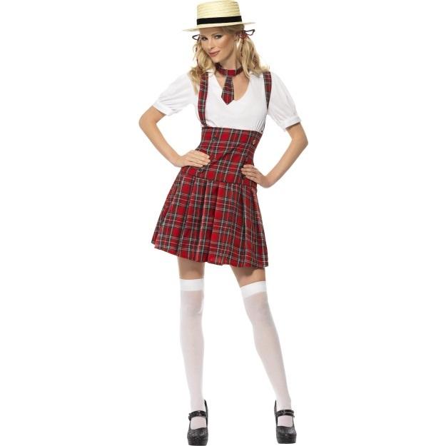 Schoolgirl Costume.