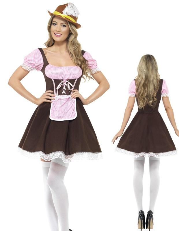 Tavern Girl Costume.