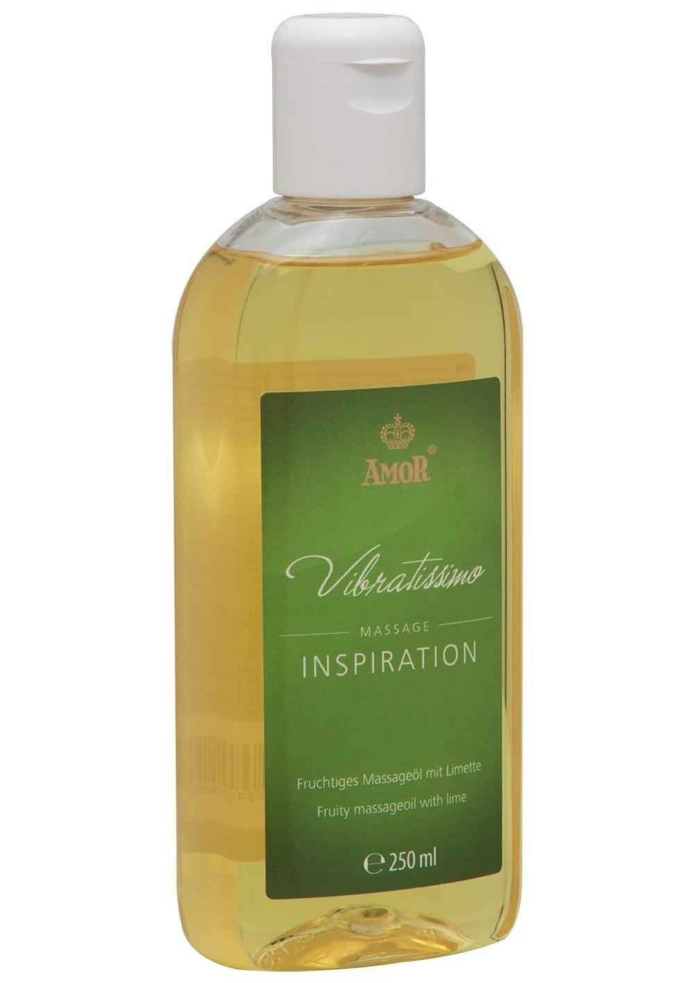 Vibratissimo Exotic massageoil INSPIRATION-250ml.