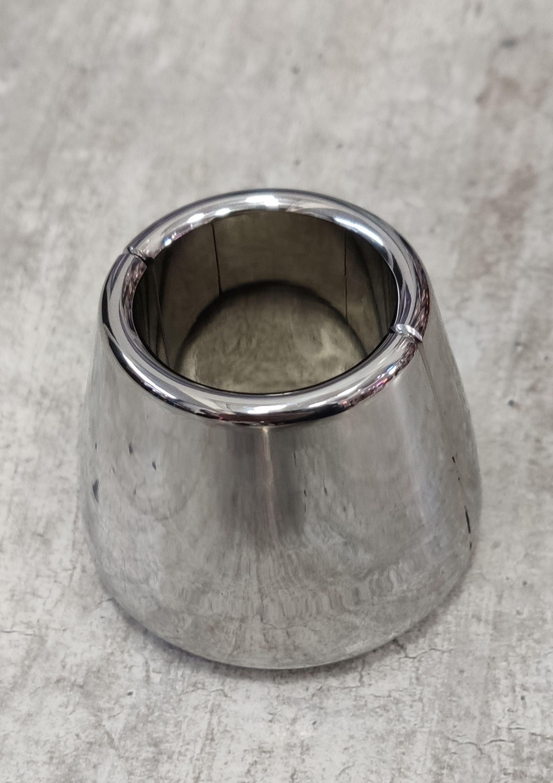 Here súly acélból -kúp forma.