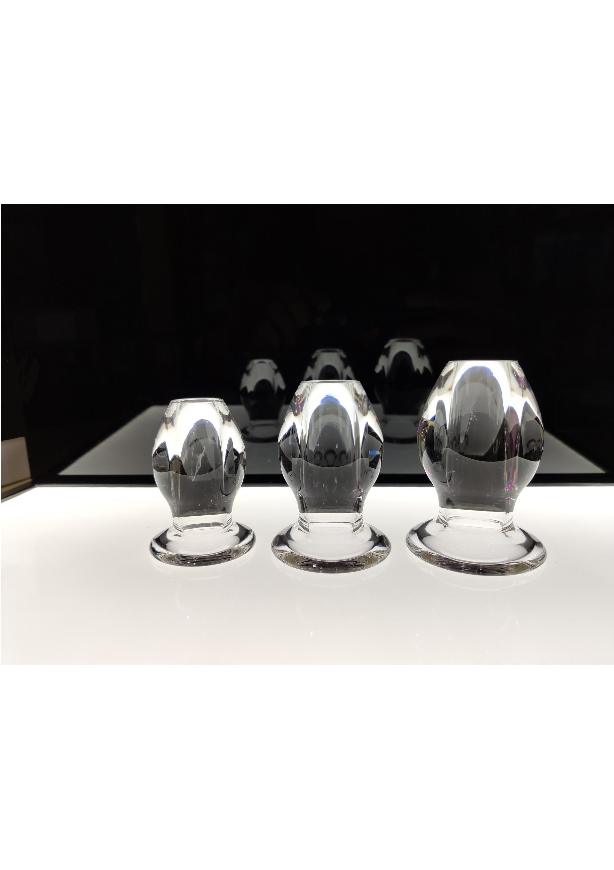 Crystal Twins Plug Set.