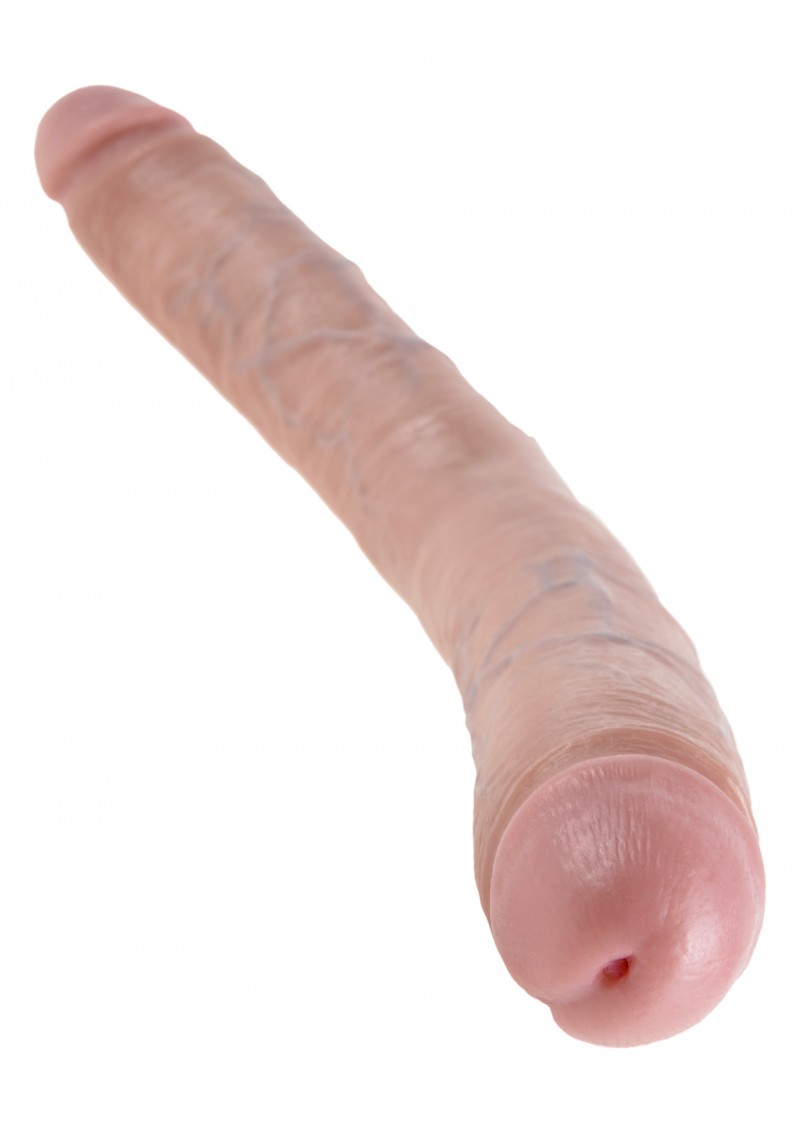King Cock Thick Double Dildo-40cm.