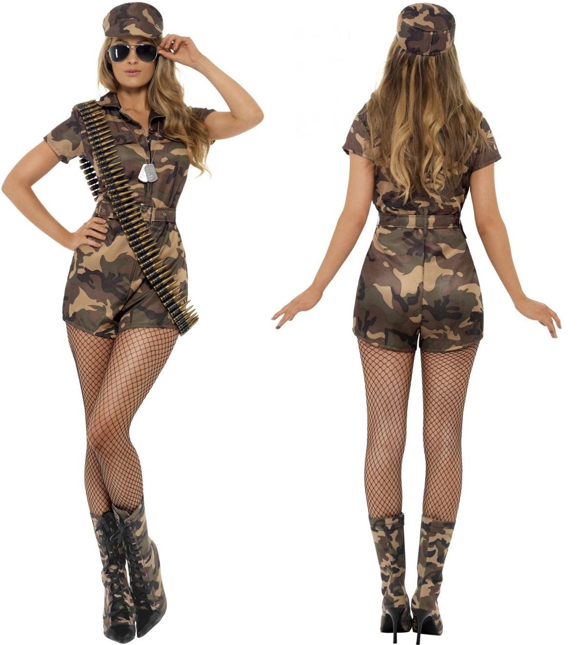 Katona lány jelmez.