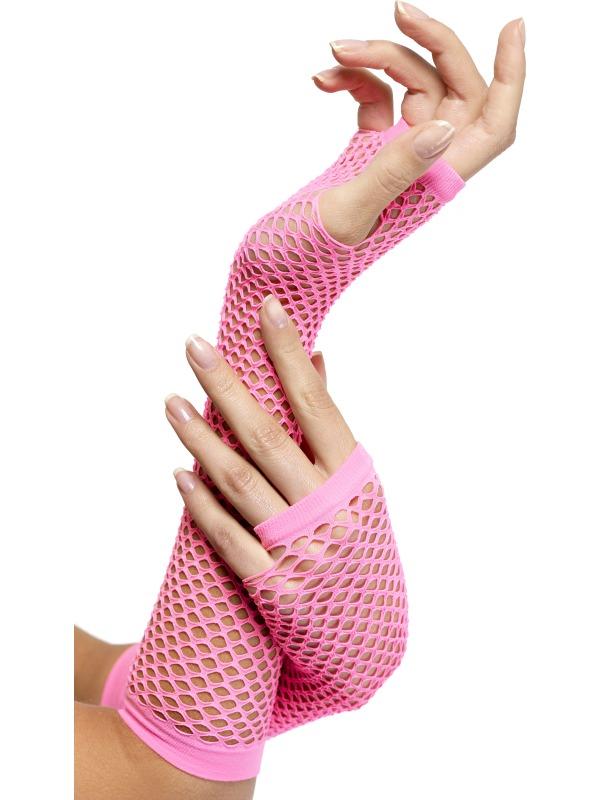 Pink kesztyű