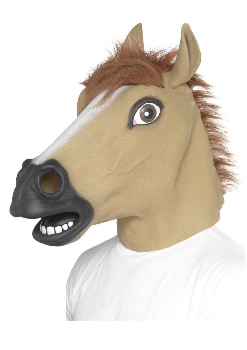 Ló maszk.