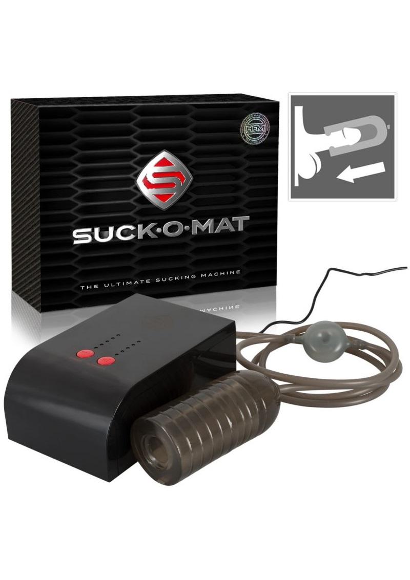 Suck-O-Mat - hálózati szuper-szívó maszturbátor.