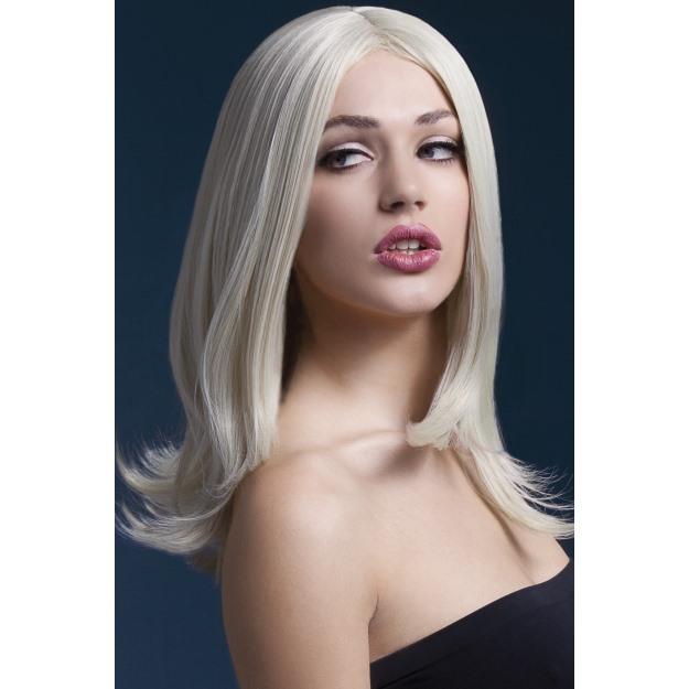 Sophia-szőke paróka.