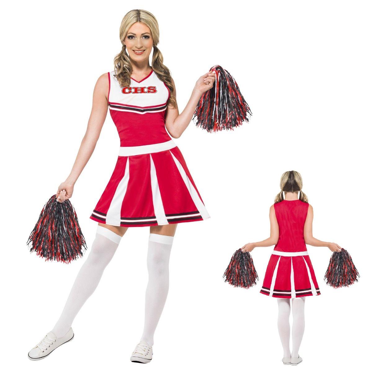 Cheerleader Costume szett.