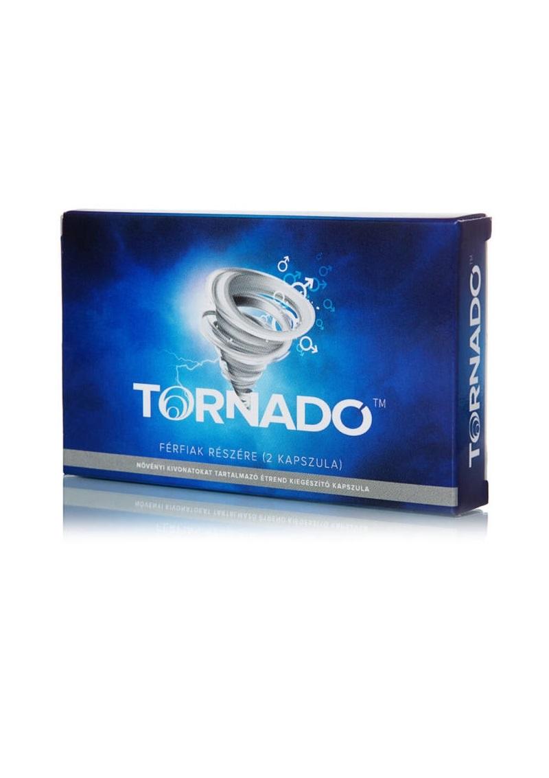 Tornado potencianövelő-2kapszula.