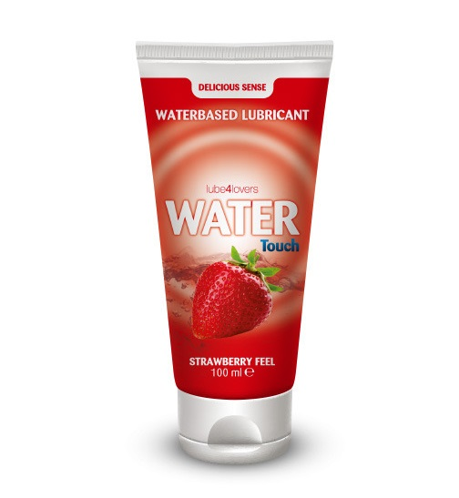 WATER TOUCH STRAWBERRY 100ML.