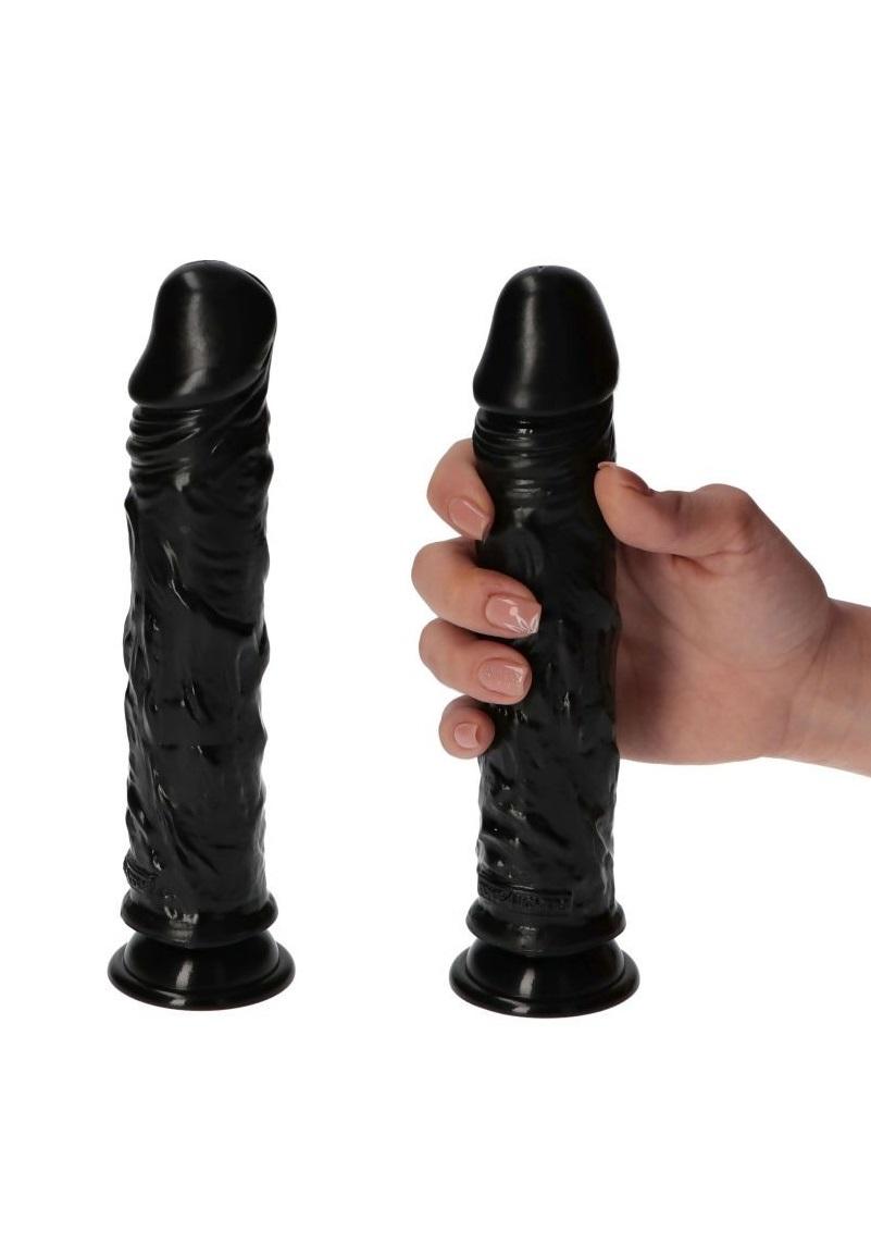 Black Italian Cock-19cm.