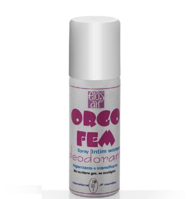 Orgo Fem-nőknek intím feromonos desodor-65ml.