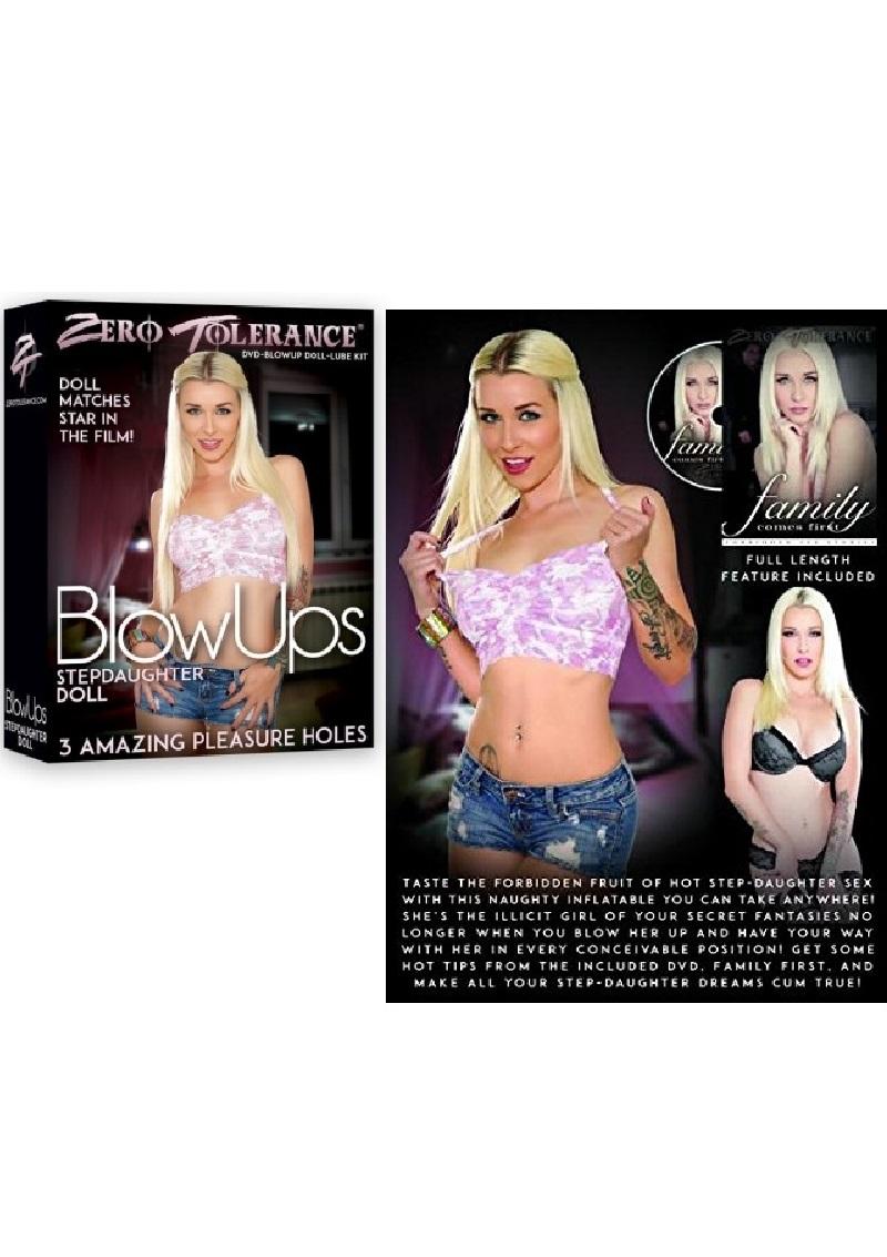 BlowUps guminő+DVD.
