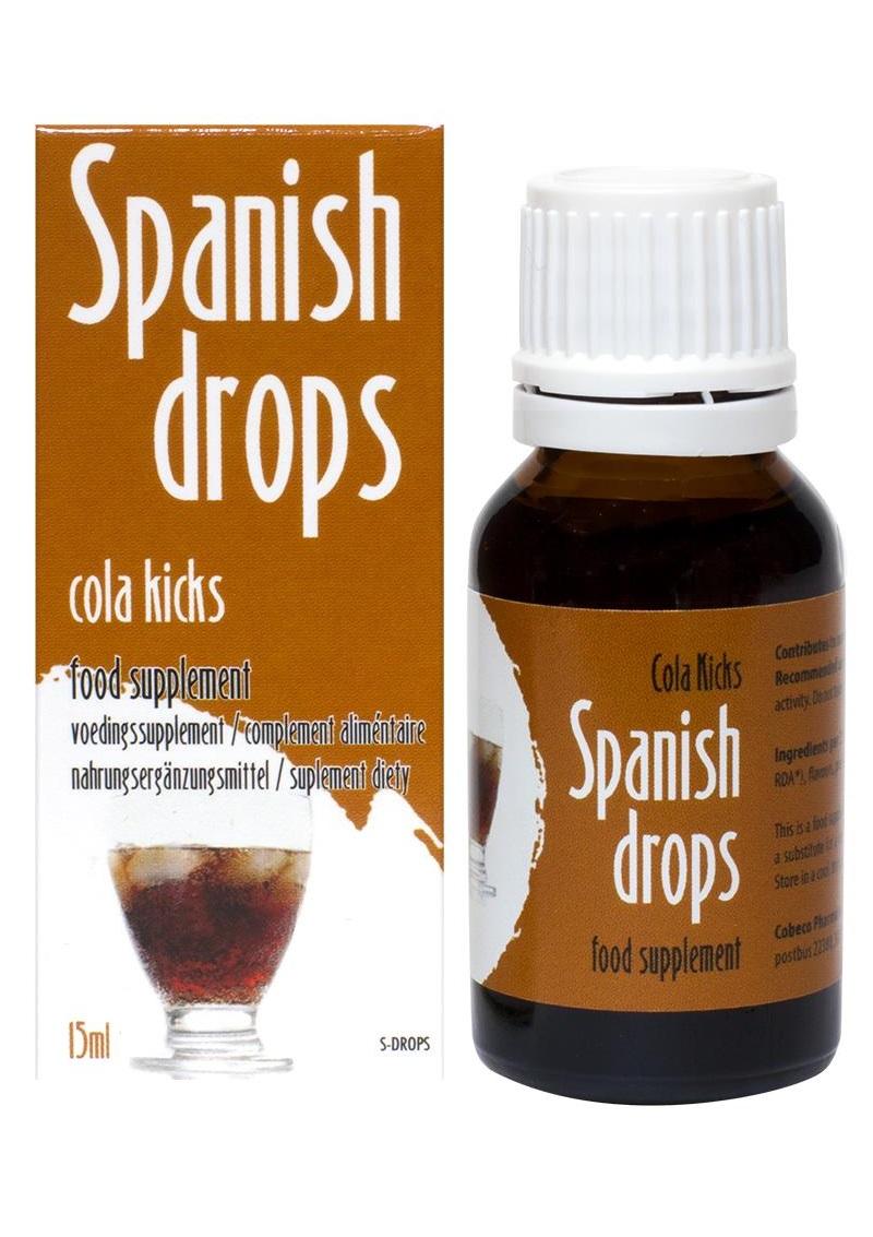 SPANISH FLY Cola-15ML.