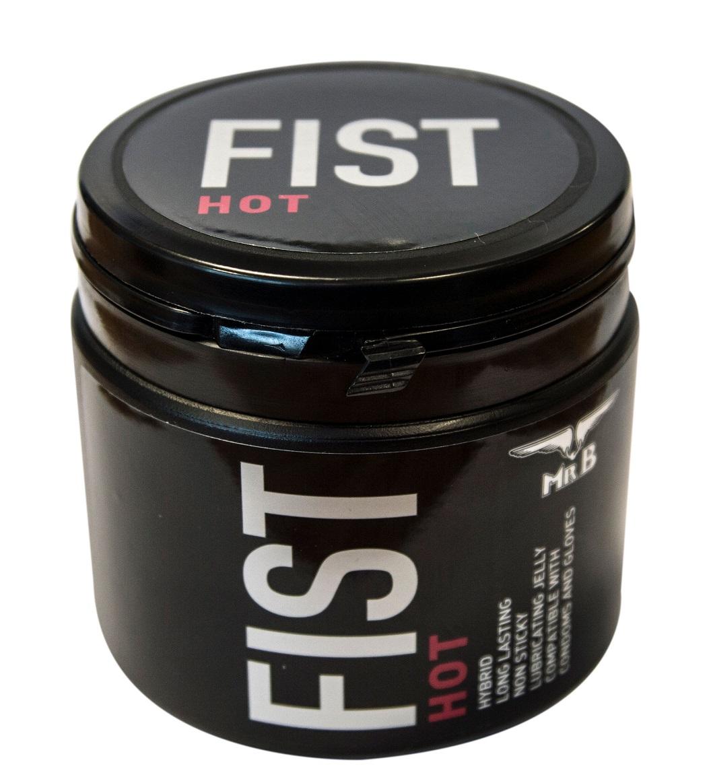 FIST Hot Lube,Hybrid 500 ml.
