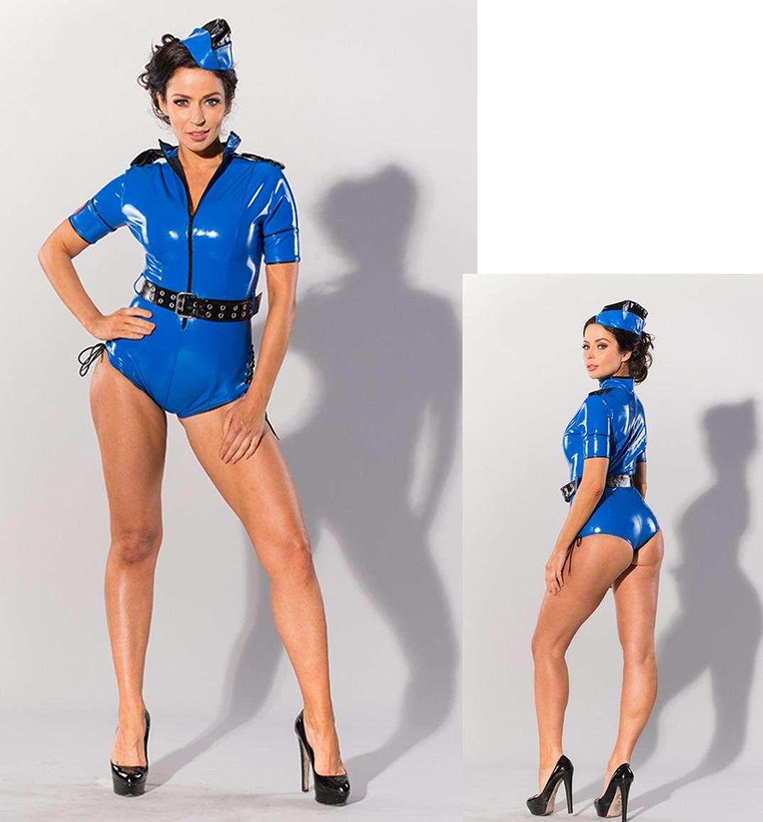 GP Datex Sexy Police Costume.