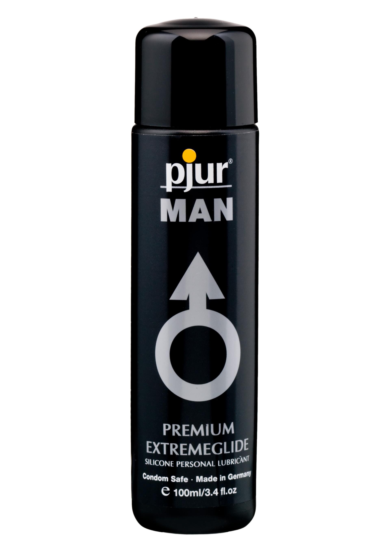 Pjur MAN Premium Extreme Glide,szilikonos-100ml.