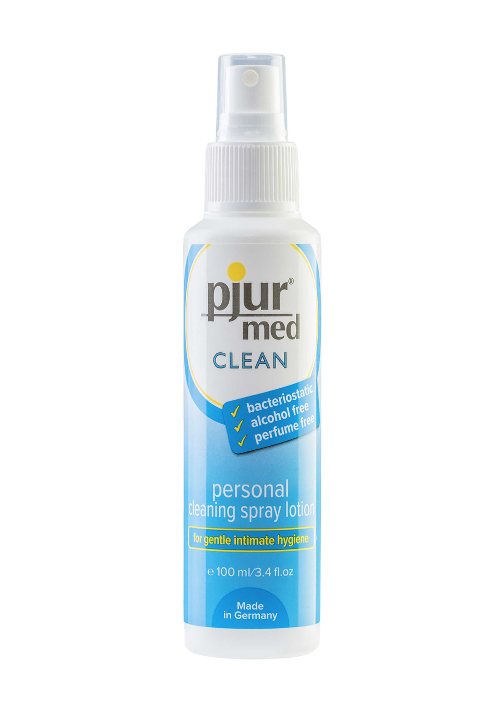 Pjur med CLEAN Spray-100 ml.