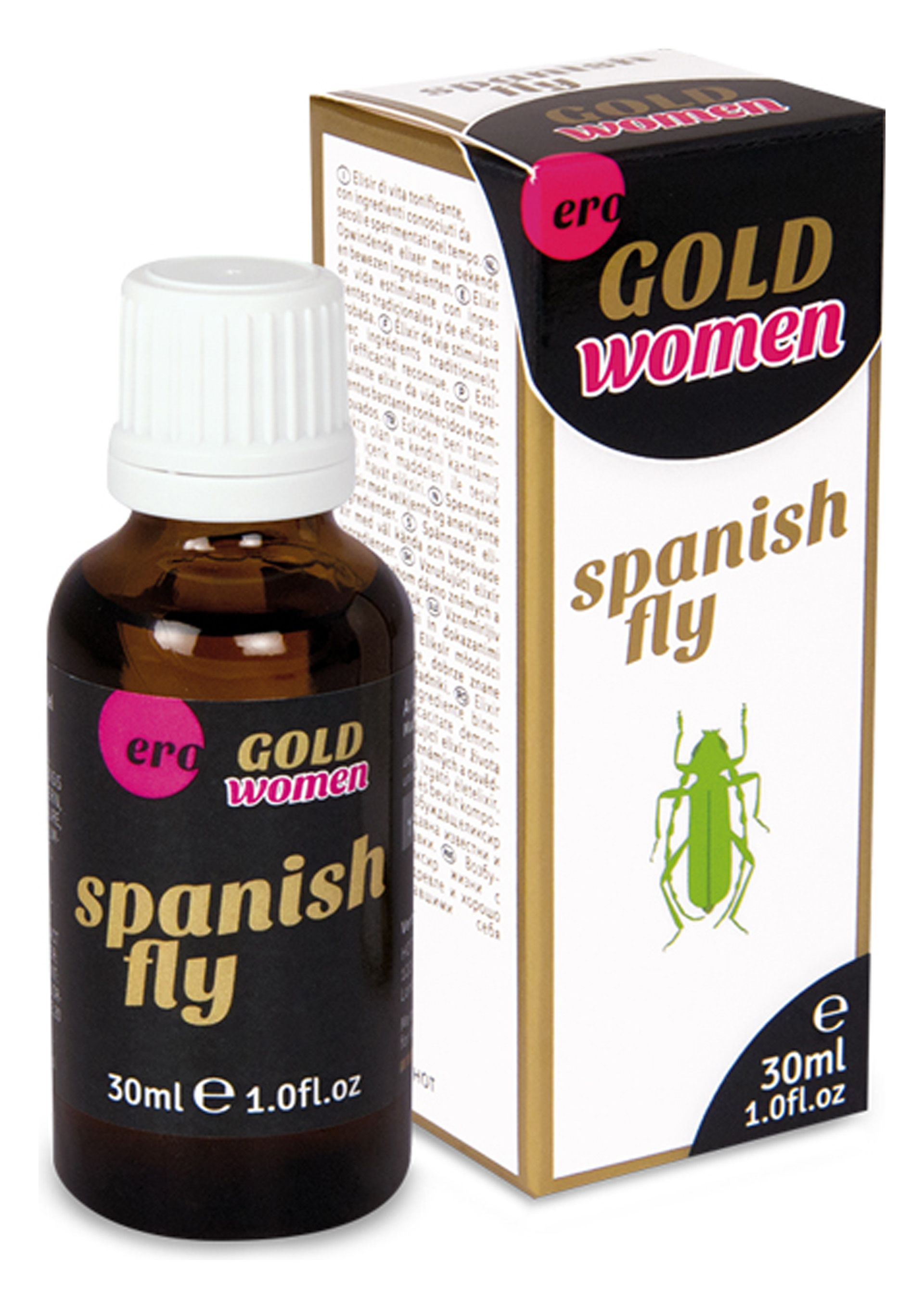 Spanish Fly Her Gold 30ml.