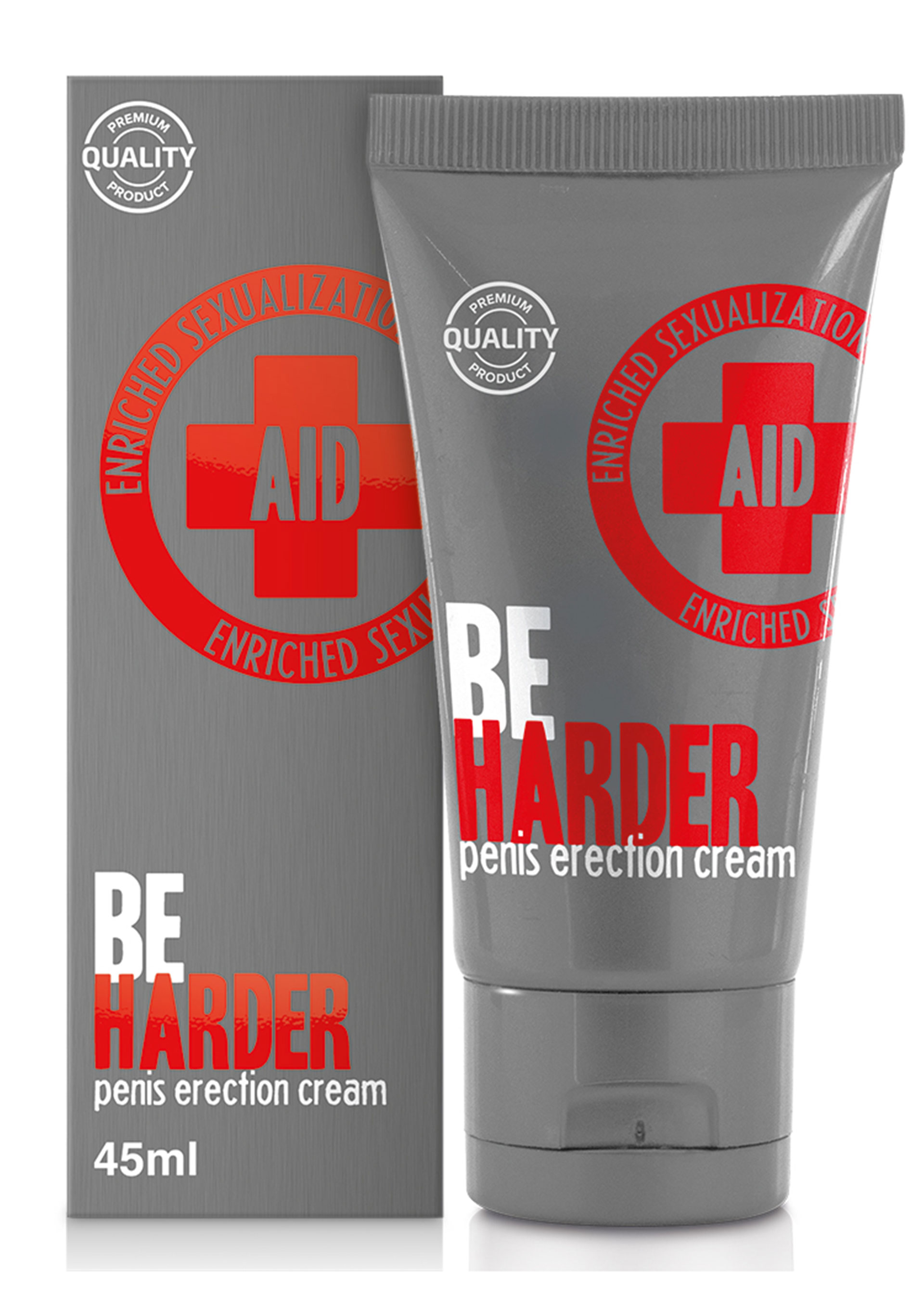 AID Be Harder-erekciófokozó-45ml.