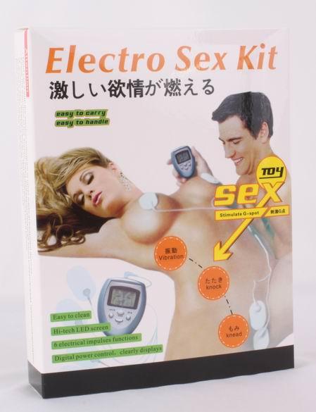 Electro sex kit.