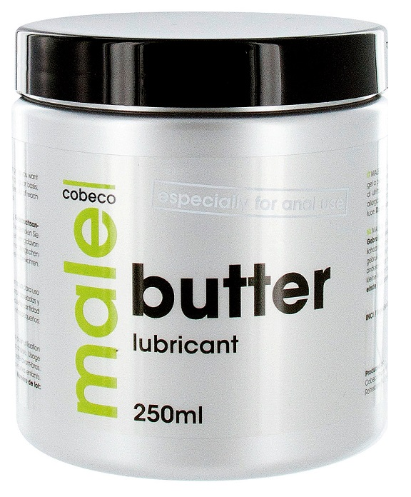 MALE BUTTER LUBE-250ML.
