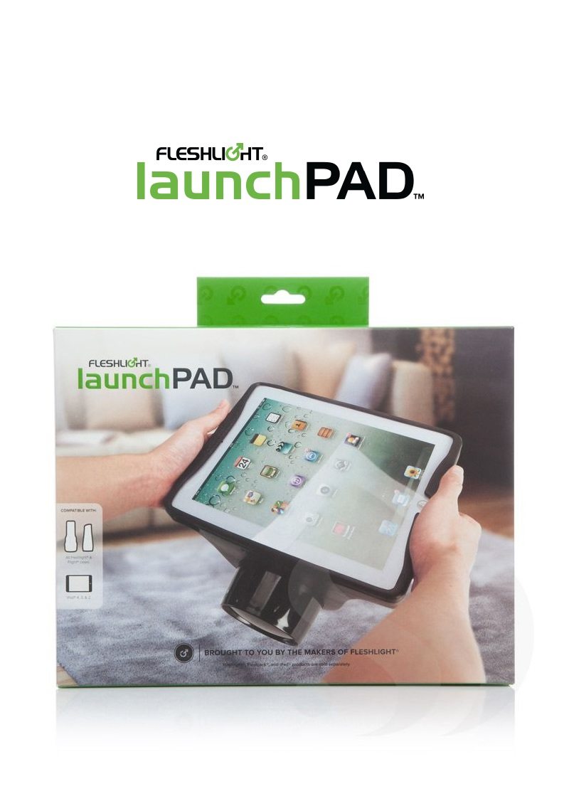 Fleshlight-Launchpad, iPad Mount