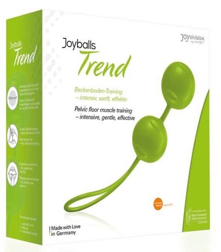 Joyballs, zöld.
