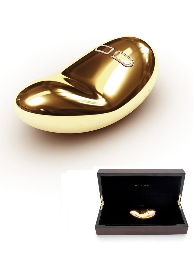 LELO YVA gold vibrátor