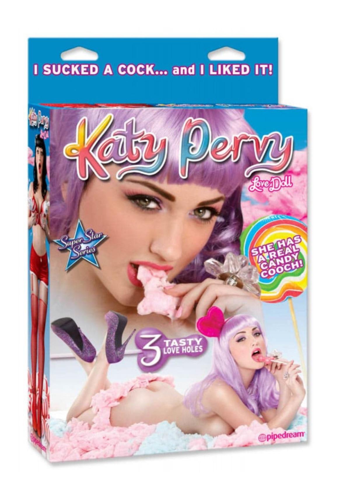 Katy Pervy guminő.