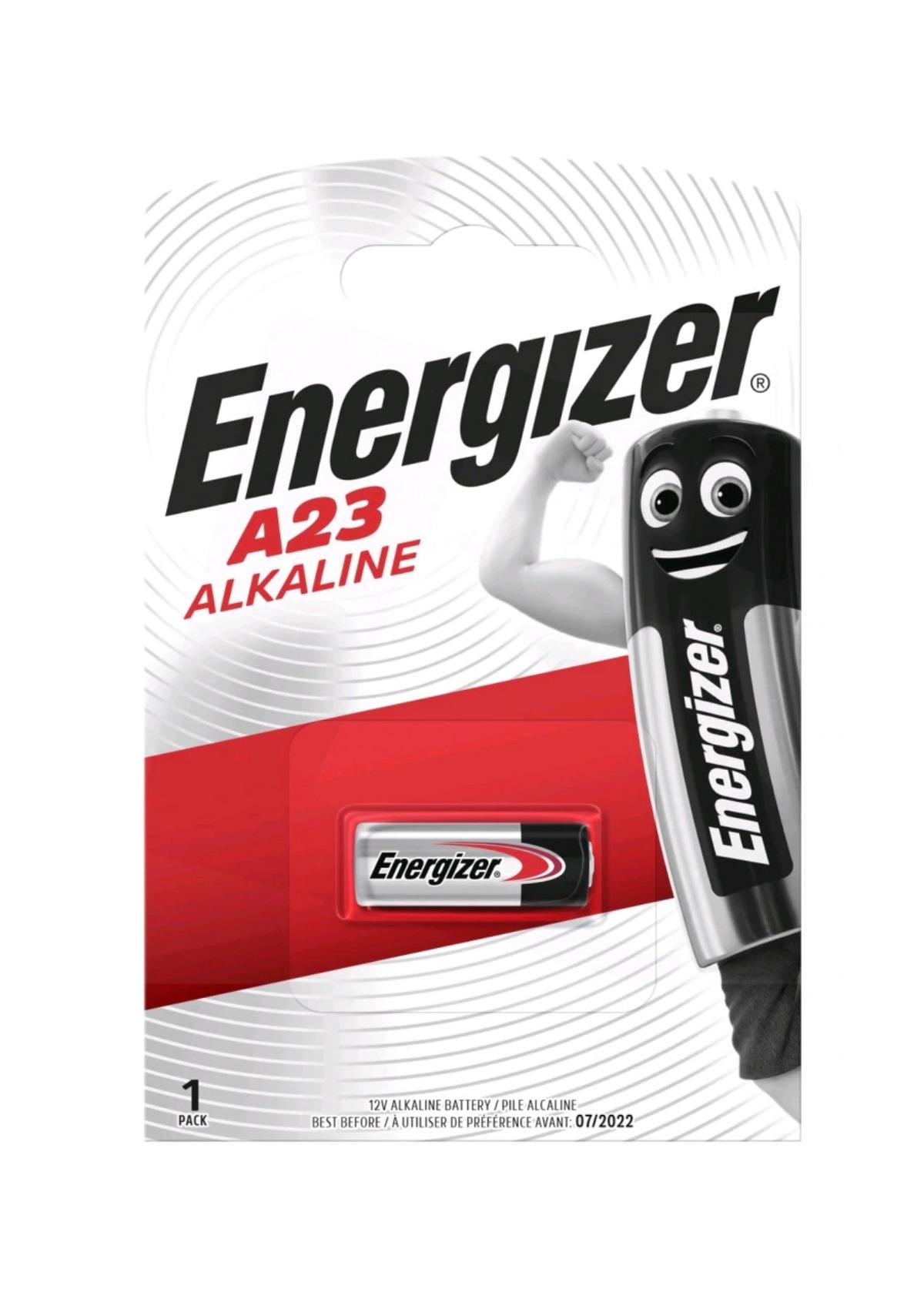 Energizer elem A23 -12V.