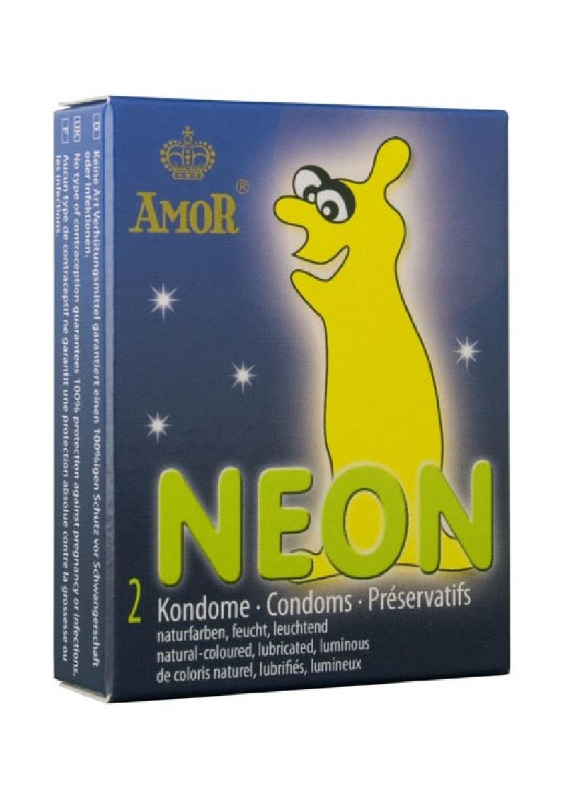 AMOR NEON condom-2db