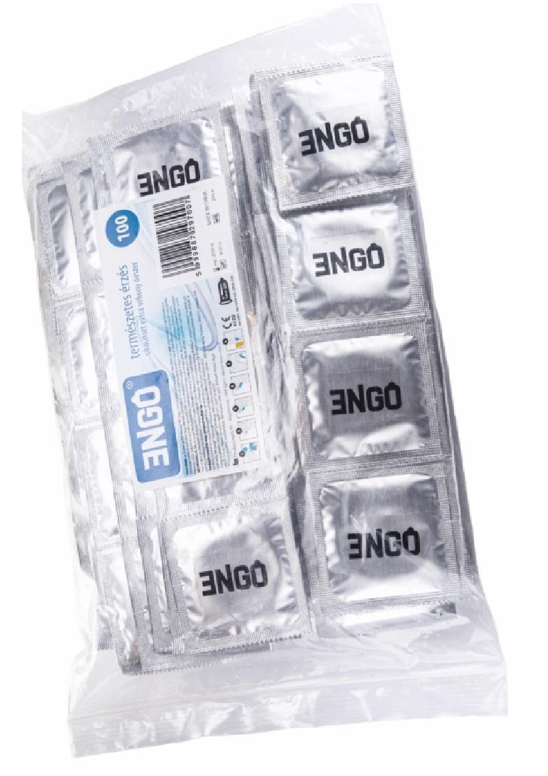 ENGO Extra vékony-100db.