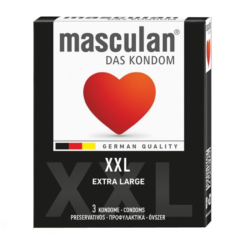 Masculan XXL -3db.