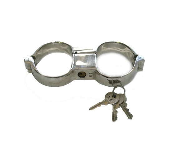 High Security Handcuffs-Large.