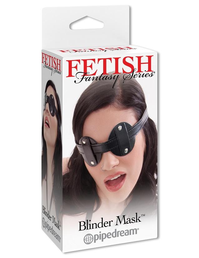 Blinder Mask.