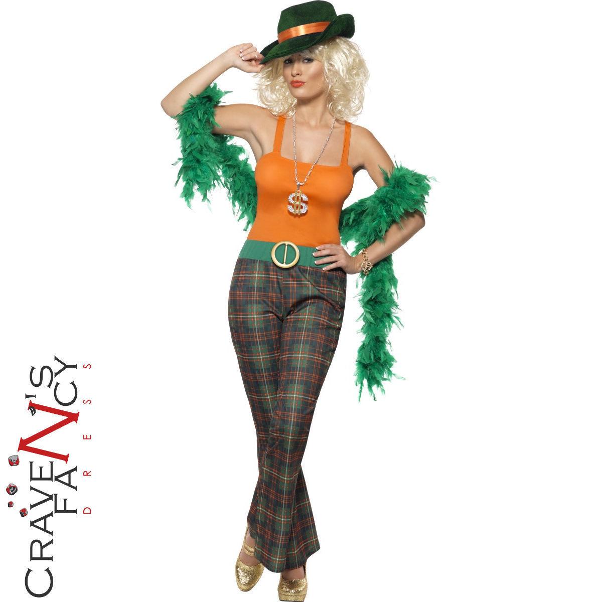 Pimpette Costume.