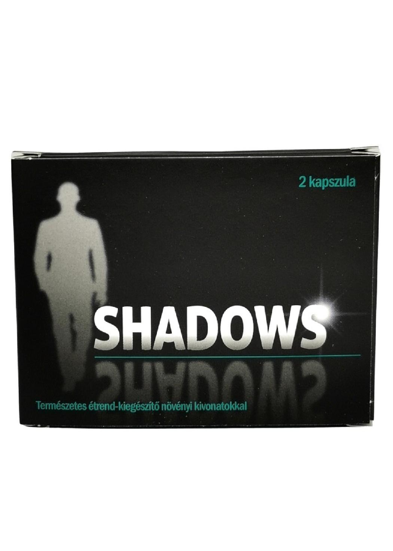 Shadows - 2db kapszula - alkalmi potencianövelő.