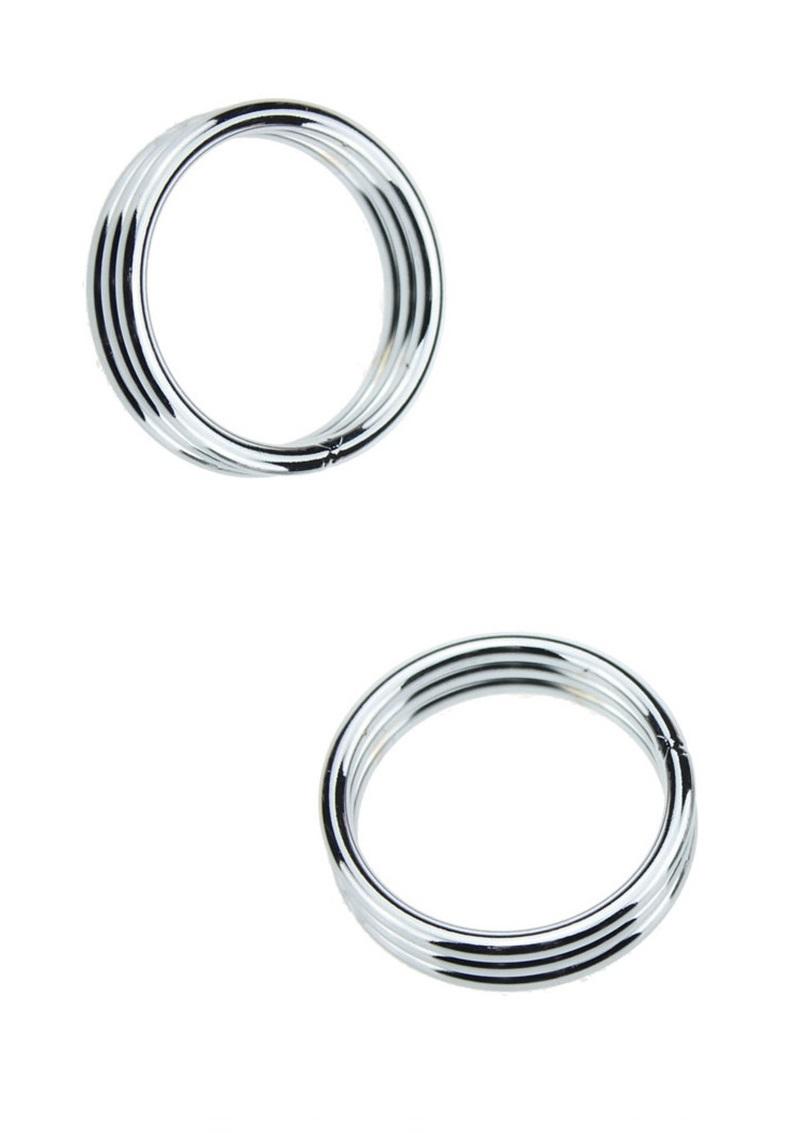 Lux fém péniszgyűrű.