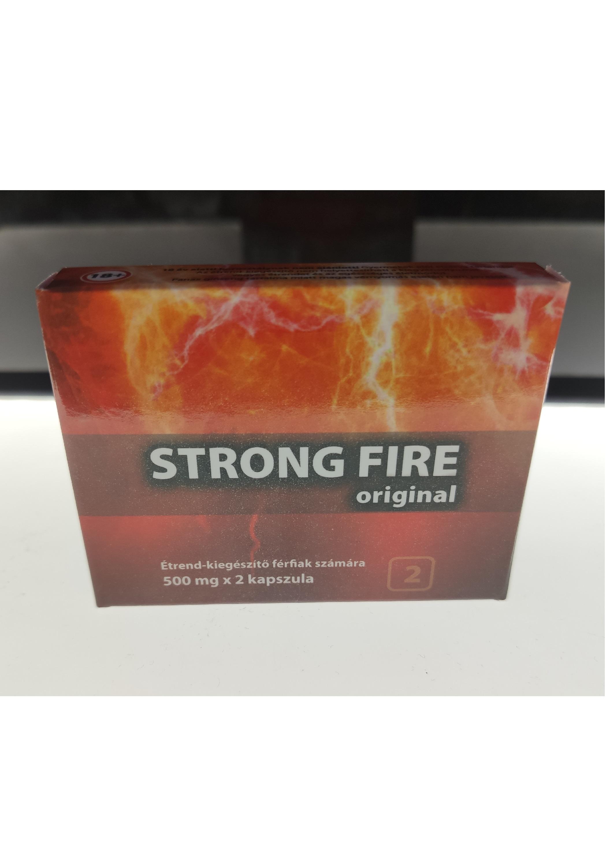 Strong Fire Original -kapszula férfiaknak -2db.