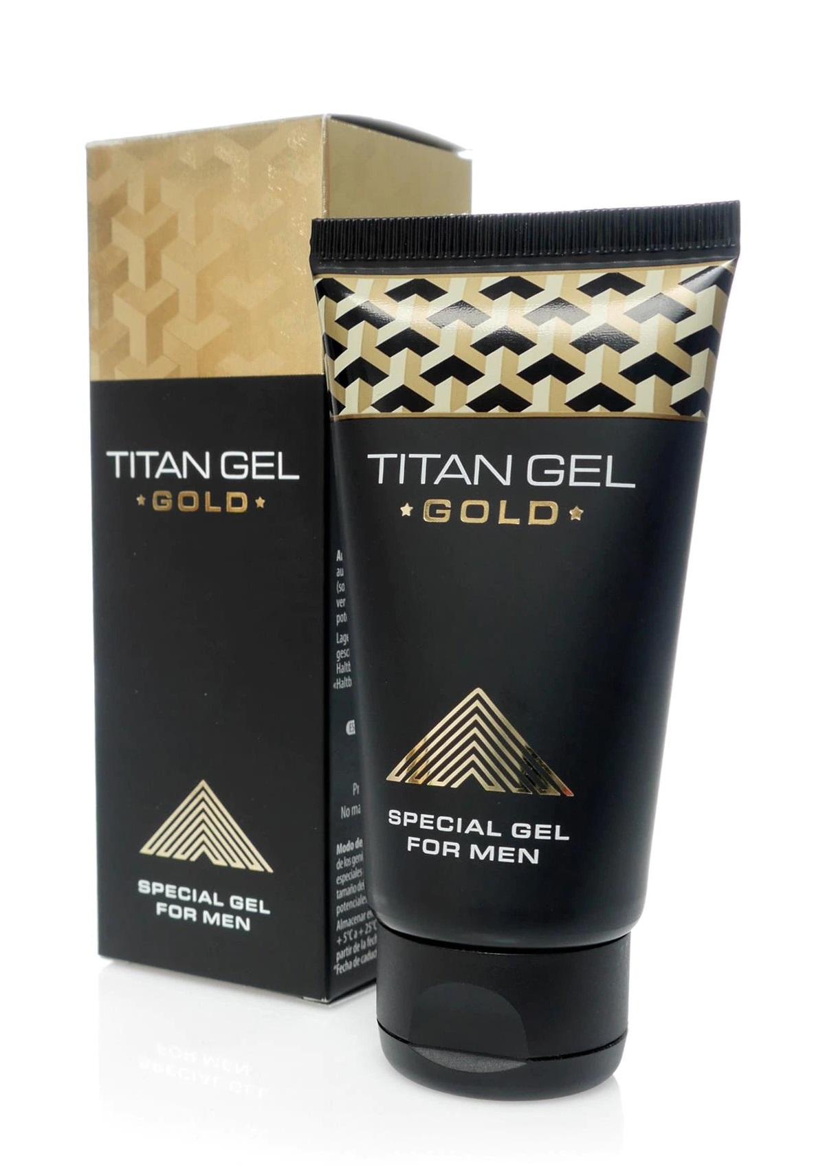 Titan GEL GOLD.