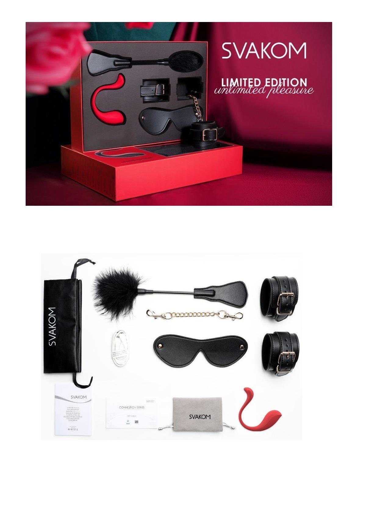 Svakom  Limited Kit Box.