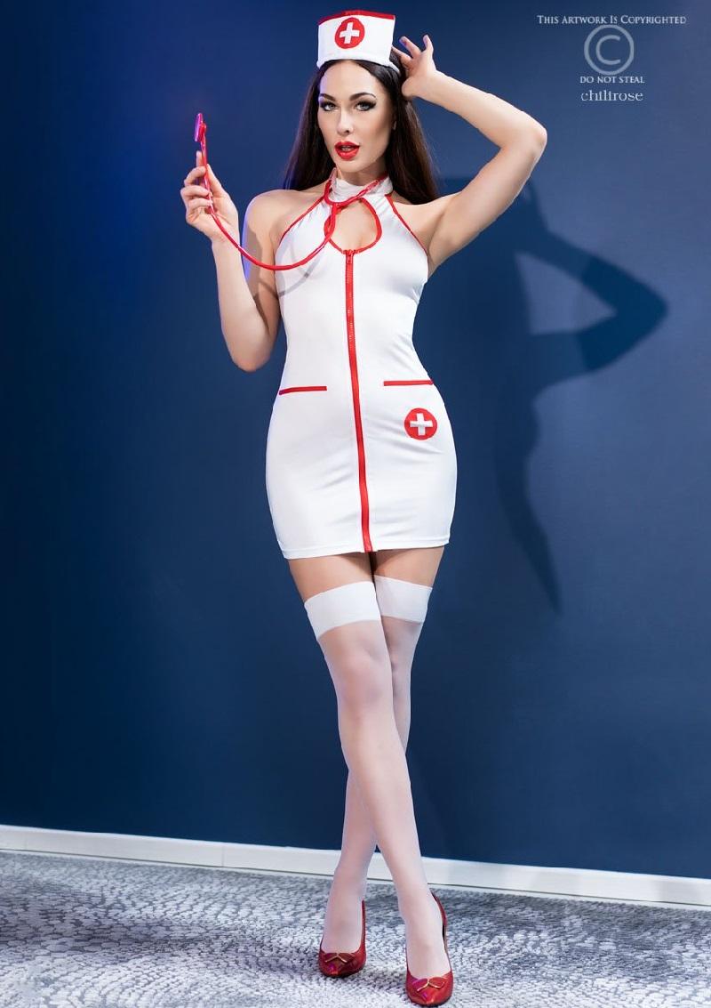 Sexy nővérke szett.