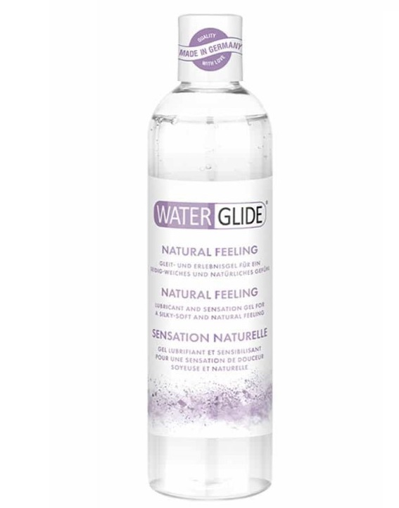 WATERGLIDE NATURAL FEELING 300ml.