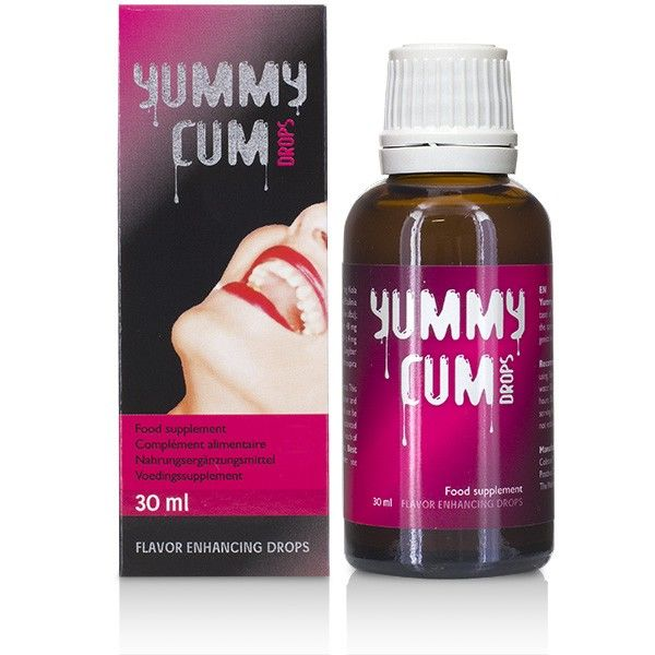 Yummy -sperma ízesítő
